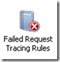 IIS Failed Request Tracing