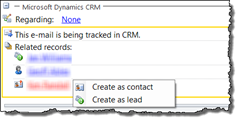 Orphan Contacts in Dynamics CRM 2011